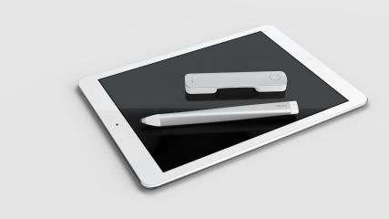 iPad with Adobe Ink & Slide