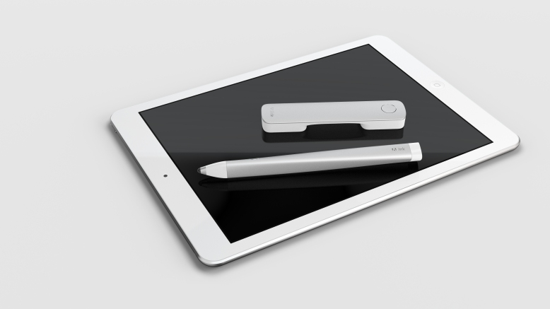 iPad with Adobe Ink & Slide