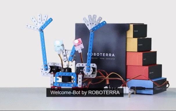Roboterra