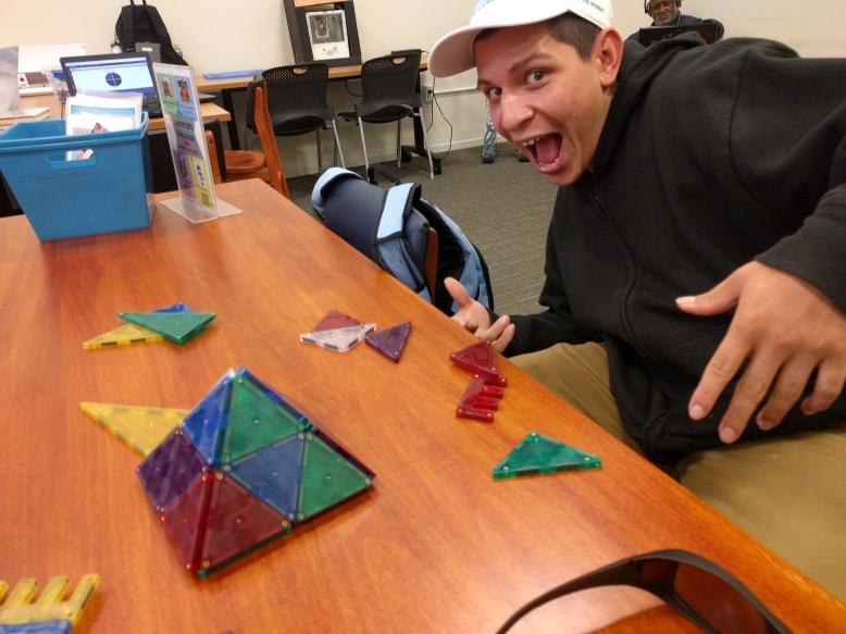Shape Mage Pyramid