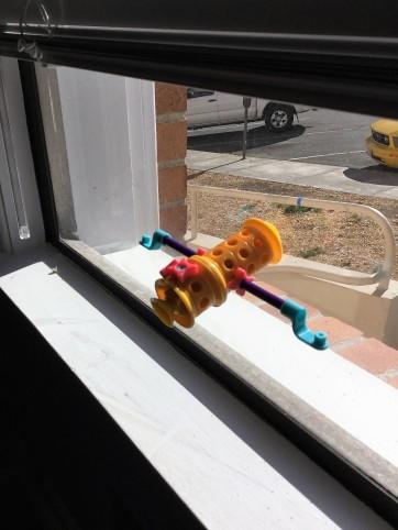 Window suction Bot